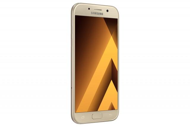Samsung Galaxy A5_Gold Sand