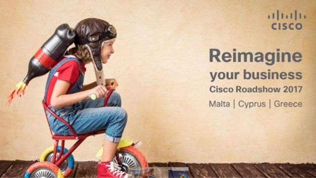 cisco roadshow cyprus 2017