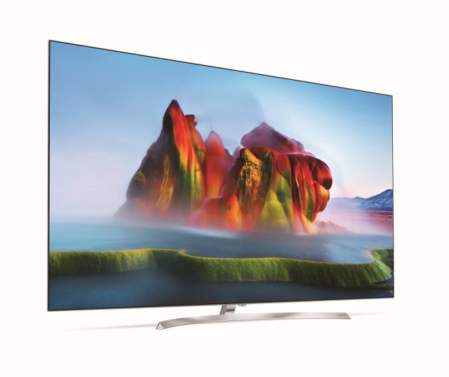 LG SUPER UHD TV with NanoCell Dispaly_SJ9500