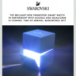 Swarovski Smart Watch