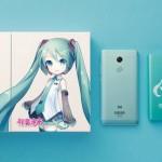 Xiaomi Redmi Note 4X Hatsune Miku Special Edition2