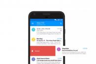 Ένα από τα καλύτερα email apps του iOS τώρα και στο Android!