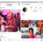 instagram multiple photos