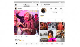 instagram multiple photos