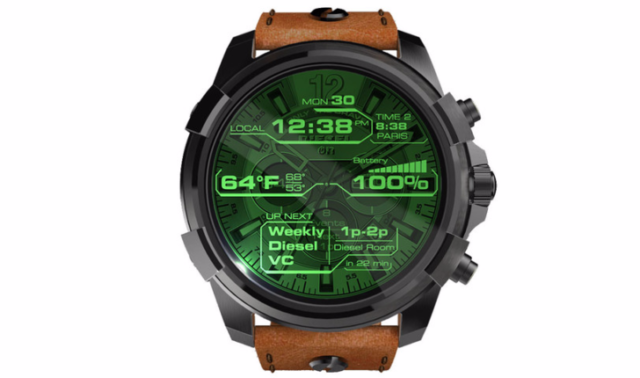 Diesel On smartwatch 1