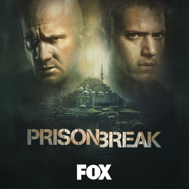 FOX_Prison Break (Poster)