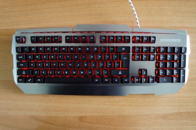 NOD Gaming Keyboard (2)
