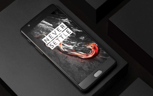 OnePlus 3T Midnight Black 128GB limited edition2