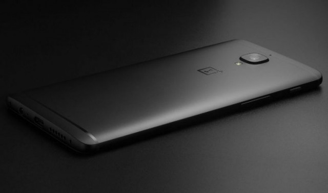 OnePlus 3T Midnight Black 128GB limited edition3