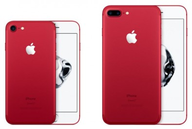 Product Red iPhone 7 1
