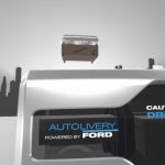 autolivery powered by ford
