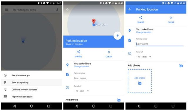 google-maps-parking