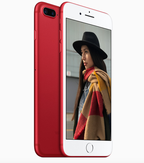 product red iphone 7 -02