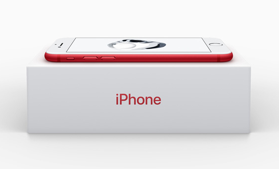 product red iphone 7 -04