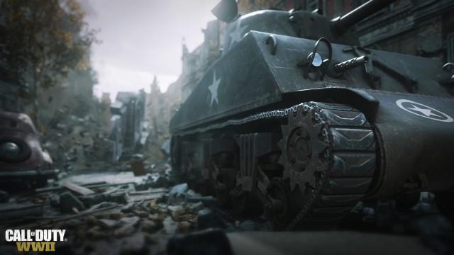 CoD WW II 3