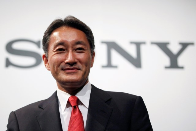 Sony Kazuo Hirai