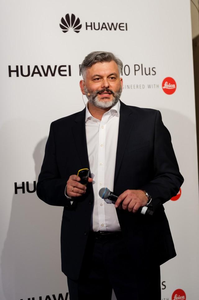 Πέτρος Δρακόπουλος, Country Marketing Manager, Huawei Greece