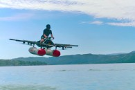 Kitty Hawk Flyer. Τι σχέση έχει ο Larry Page της Google μ' αυτό το ιπτάμενο όχημα που μόλις αποκαλύφθηκε!