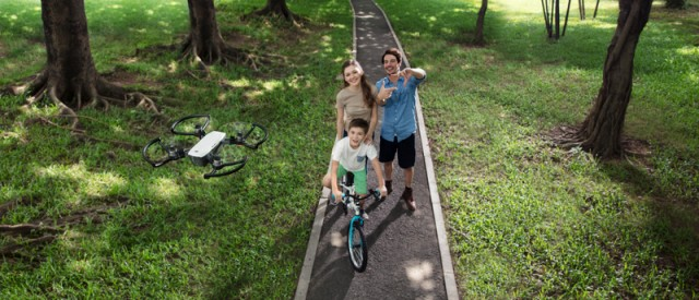 DJI_Spark_Family_Bike_Ride
