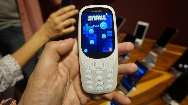 New Nokia 3310 Snake
