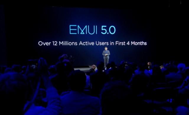 Huawei P10 & EMUI 5