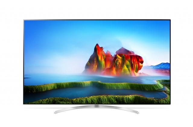 LG SUHD 4K TV Nanocell technology Photo 1
