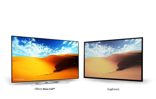 LG SUHD 4K TV Nanocell technology Photo 2