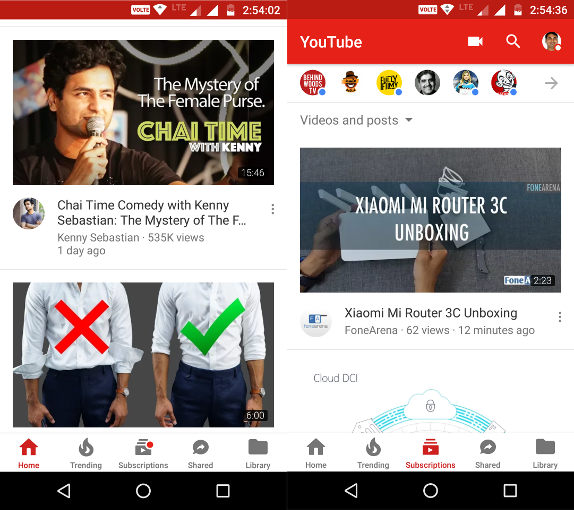 YouTube-for-Android-Bottom-Navigation-UI