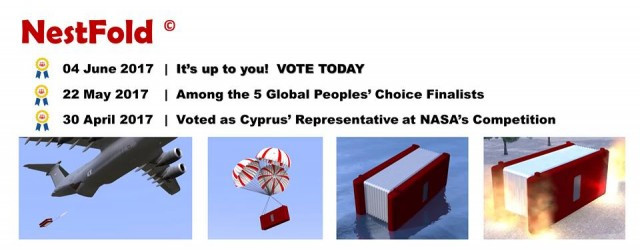 cyprus nasa competition