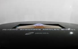stretchable amoled display