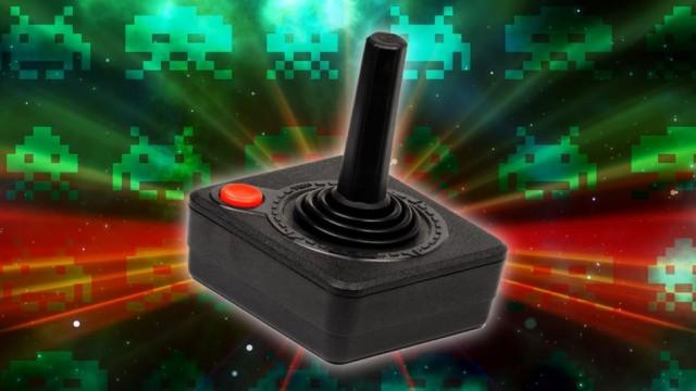 Atari-retro controller