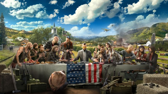Far Cry 5 Key Art 1