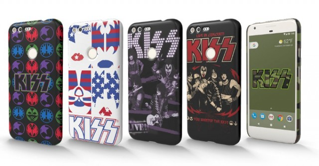 KISS Live Cases