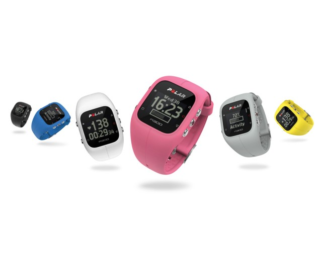 polar A300serie_Productline_Pink