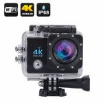 4K Wi-Fi Waterproof Action Camera
