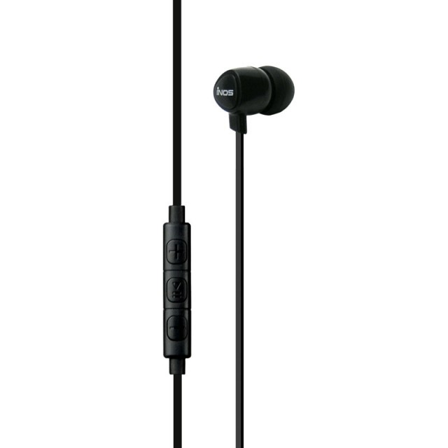 Hands-Free-Mono-inos-Flatron-II-with-Small-Earphones-Black3
