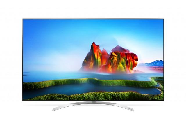 LG Super UHD TV 4K