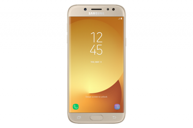 Samsung Galaxy J5 (2017)_Gold
