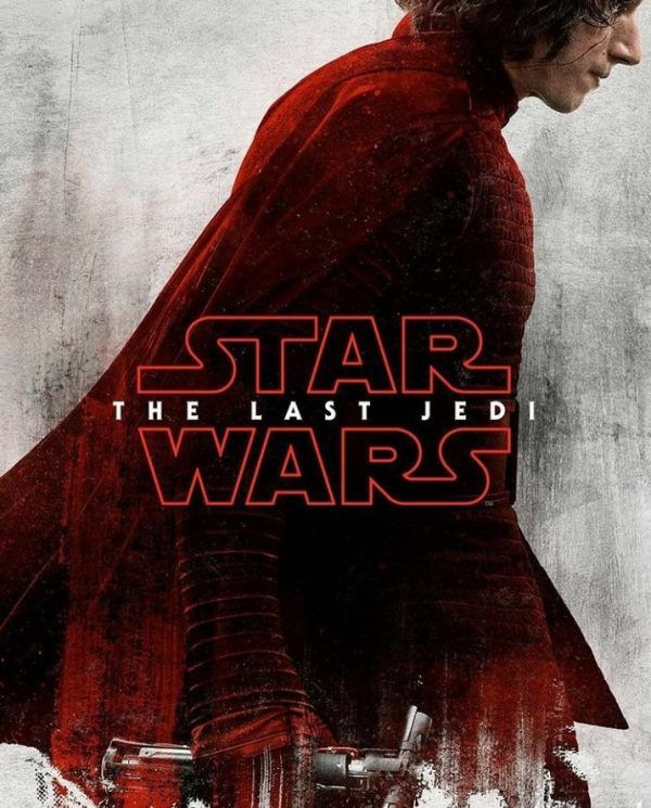 Star Wars the last Jedi (2)