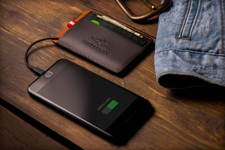 Volterman Smart Wallet: Αυτό το έξυπνο πορτοφόλι είναι ό,τι πιο ασφαλές έχετε δει ποτέ!