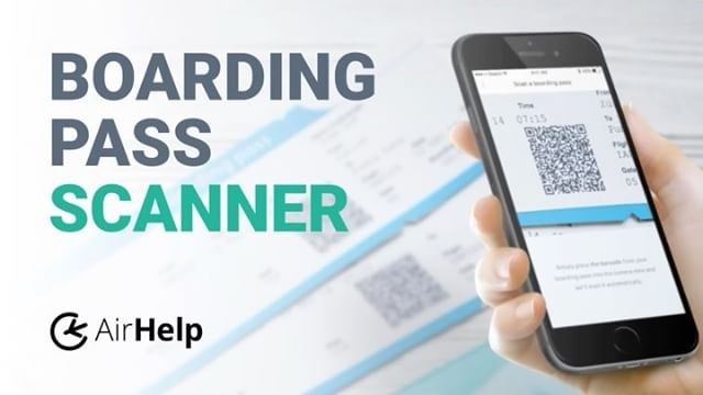 airhelp boarding pass scanner