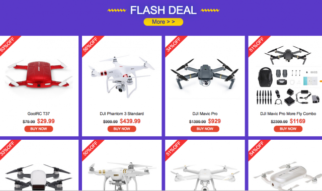 flash deal