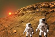 """Σεισμός στον Άρη! """"Ταρακουνήθηκε"""" ο κόκκινος πλανήτης για 90 λεπτά"""