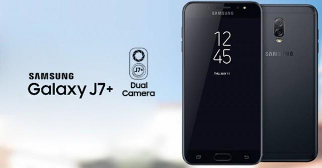 Galaxy J7+