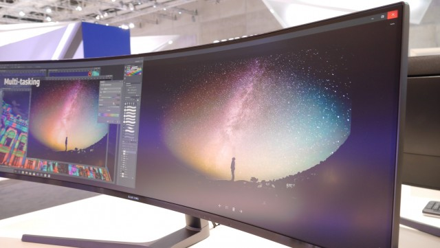 Gaming Monitor Curved Samsung (1)