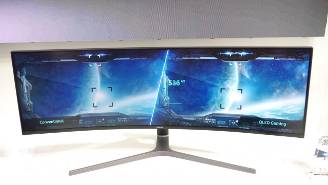 Gaming Monitor Curved Samsung (2)