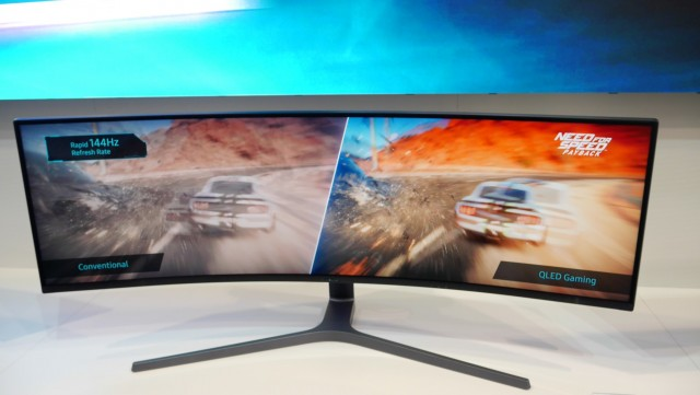 Gaming Monitor Curved Samsung (4)