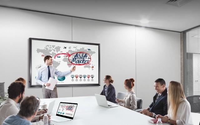 LG Interactive Digital Board 86TR3D (photo 2)