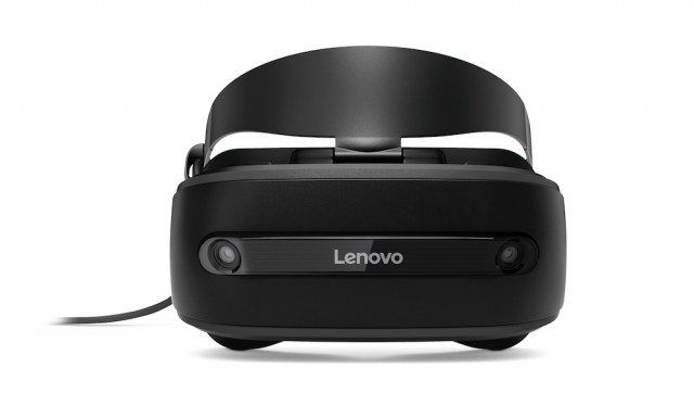 Lenovo Explorer Mixed Reality headset - Forward facing