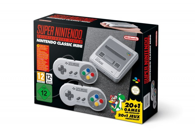 SNES Classic Edition 1
